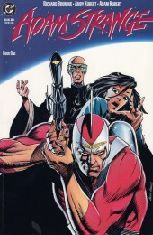 Adam Strange (1990) -1- Adam Strange book one