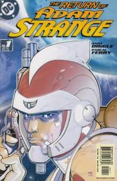 Adam Strange (2004) -1- Adam Strange #1/8