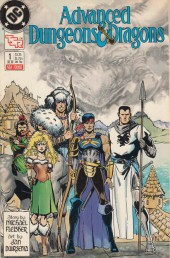 Advanced Dungeons & Dragons (1988) -1- Advanced dungeons & dragons #1