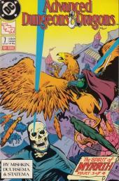 Advanced Dungeons & Dragons (1988) -7- Advanced dungeons & dragons #7