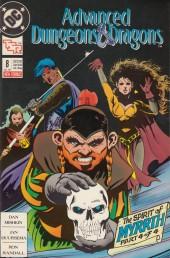 Advanced Dungeons & Dragons (1988) -8- Advanced dungeons & dragons #8