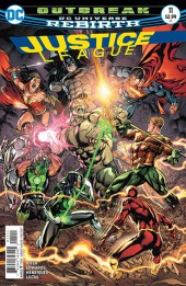Justice League (2016) -11- Outbreak - Conclusion
