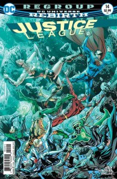 Justice League (2016) -14- Regroup