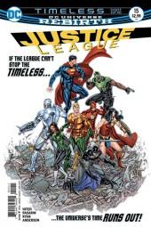 Justice League (2016) -15- Timeless - Part 1
