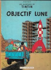 Tintin (Historique) -16B35- Objectif lune