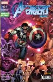 Avengers Universe (2e série - 2017) -1- Baptême du feu