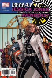 What If... (2005) - What if Jessica Jones had joined the avengers ?
