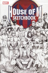 House of M (2005) -HS- House of M Sketchbook
