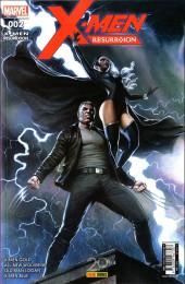 X-Men Resurrxion  -2- Retour à l'essentiel
