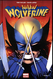 All-New Wolverine -1- Les quatre sœurs