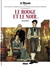 Les grands Classiques de la littérature en bande dessinée -25- Le Rouge et le Noir - 1