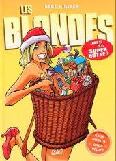 Les blondes -27- Super hotte !