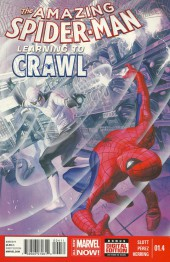 Amazing Spider-Man (The) (2014) -1.4- Learning to crawl: part four
