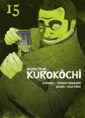 Inspecteur Kurokôchi -15- Tome 15