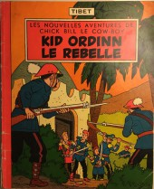 Chick Bill (collection du Lombard) -4- Kid Ordinn le rebelle