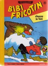 Bibi Fricotin (Hachette - la collection) -31- Bibi Fricotin chasse le Yéti