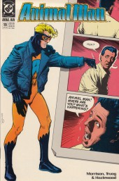 Animal Man Vol.1 (DC comics - 1988) -19- A New Science of Life