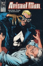 Animal Man Vol.1 (DC comics - 1988) -21- Tooth and Claw