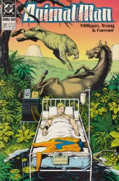 Animal Man Vol.1 (DC comics - 1988) -27- The Coma Kid