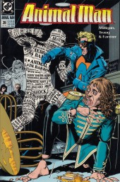 Animal Man Vol.1 (DC comics - 1988) -28- The Naked Afternoon Snack