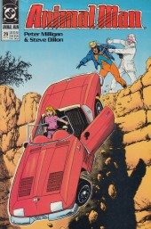 Animal Man Vol.1 (DC comics - 1988) -29- Born To Be Wild