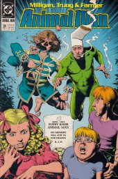 Animal Man Vol.1 (DC comics - 1988) -31- Rites of Passage
