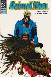 Animal Man Vol.1 (DC comics - 1988) -33- I am the Man of Deep Ungodly Powers