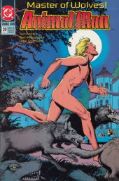 Animal Man Vol.1 (DC comics - 1988) -39- Master of Wolves