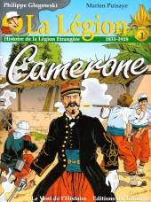 La légion -1- Camerone (histoire legion 1831 - 1918)