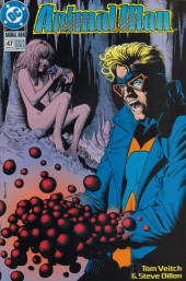 Animal Man Vol.1 (DC comics - 1988) -47- The Shining Man, Part One: The Dark Side Of God