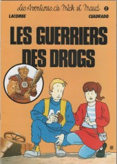 Mick et Maud (Les aventures de) -2- Les guerriers des drogs