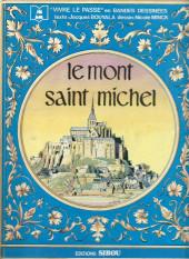 Monuments historiques en BD -2- Le Mont Saint-Michel