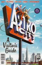 Astro City A Visitors Guide (2004) - Astro City: A visitor's guide