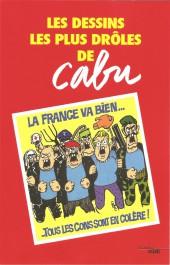 (AUT) Cabu - Les dessins les plus drôles de Cabu