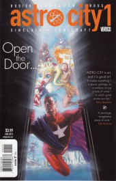 Astro City (2013) -1- Through open doors part one