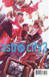 Astro City (2013) (DC Comics) -3- Mistakes