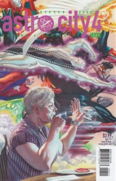 Astro City (2013) -4- On the sidelines