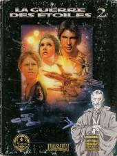 Star Wars - Albums BD -Photo -10- La guerre des etoiles 2