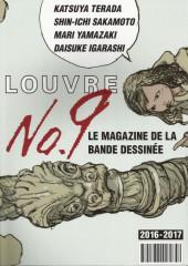 Les réveurs du Louvre -2- Louvre n.9 - Manga the 9th art Book 2