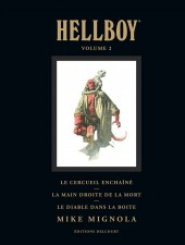 Hellboy (Intégrale Deluxe) -2- Volume 2