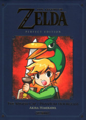 Legend of Zelda (The) -INT4- The Minish Cap / Phantom Hourglass