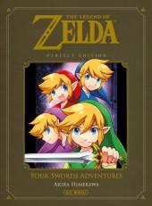 Legend of Zelda (The) -INT5- Four Swords Adventures