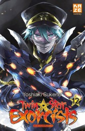 Twin Star Exorcists -12- Tome 12
