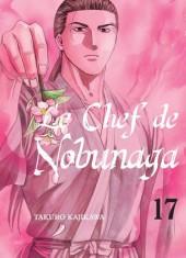 Le chef de Nobunaga -17- Tome 17