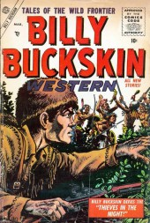 Billy Buckskin Western (1955)