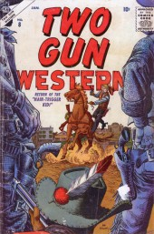 Two-Gun Western (Atlas - 1956) -8-