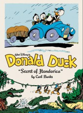 Complete Carl Barks Disney Library (The) (2011) -INT17- Walt disney's donald duck vol. 10: secret of hondorica