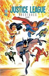 Justice League Aventures -1- Volume 1