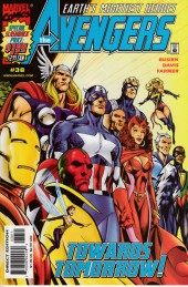 Avengers Vol.3 (Marvel comics - 1998) -38- Above and beyond