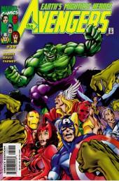 Avengers Vol.3 (Marvel comics - 1998) -39- Condition: green